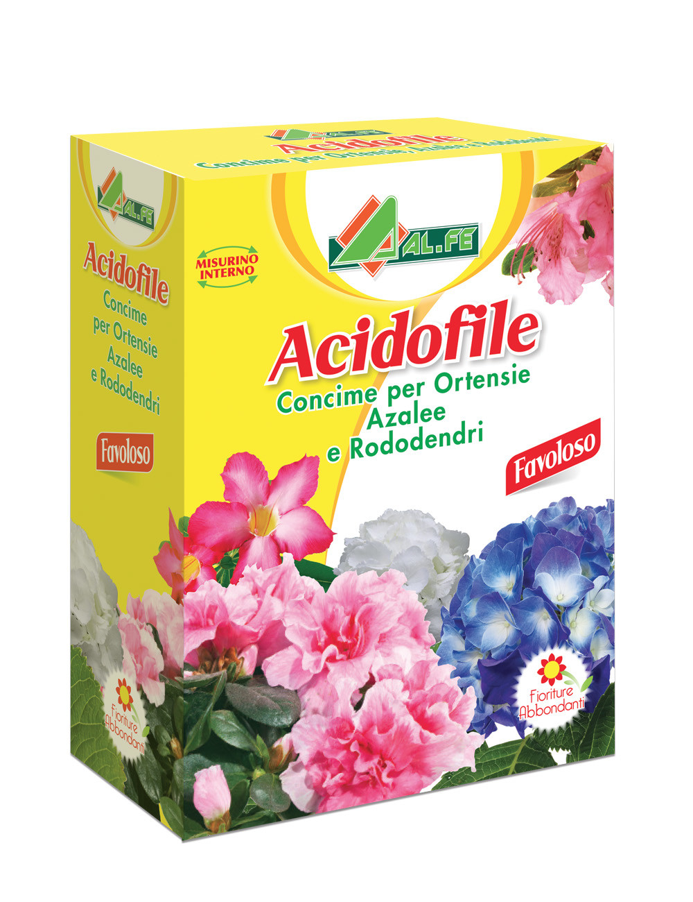Acidofile - Fertilizzanti